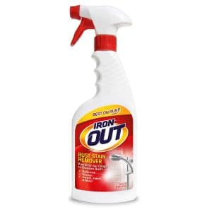 Iron OUT Rust Stain Remover Spray Gel