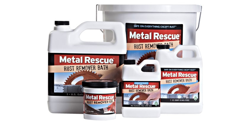 Metal Rescure Products