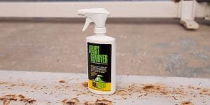 Bull Frog Rust Remover