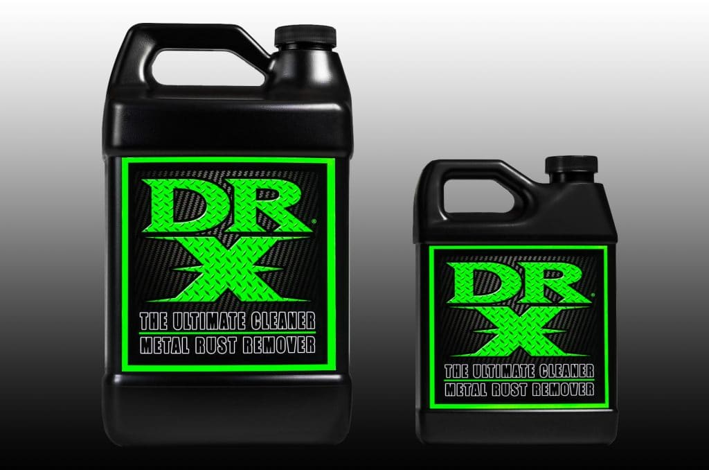 Dr. X Metal Rust Remover