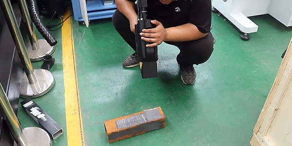 DIHORSE 50W Hand-Held Laser Cleaning Machine for Rust Removal Review