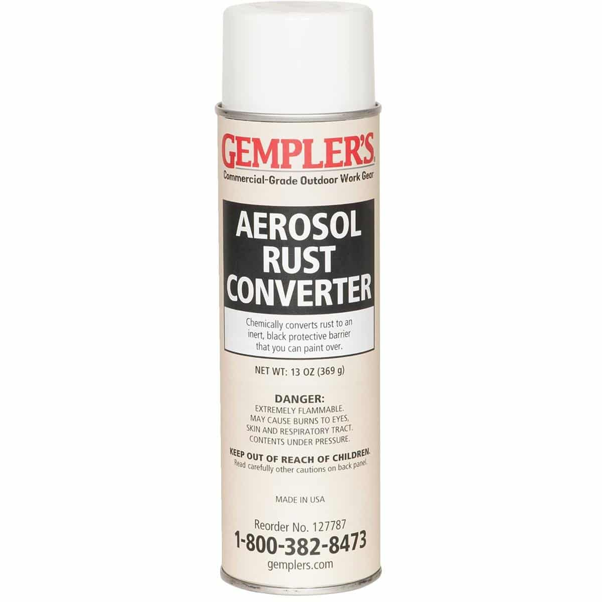GEMPLER'S Fast Rust Converter and Primer