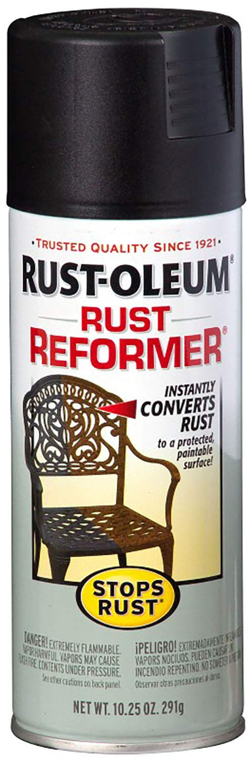 Rust-Oleum Stops Rust Rust Reformer review