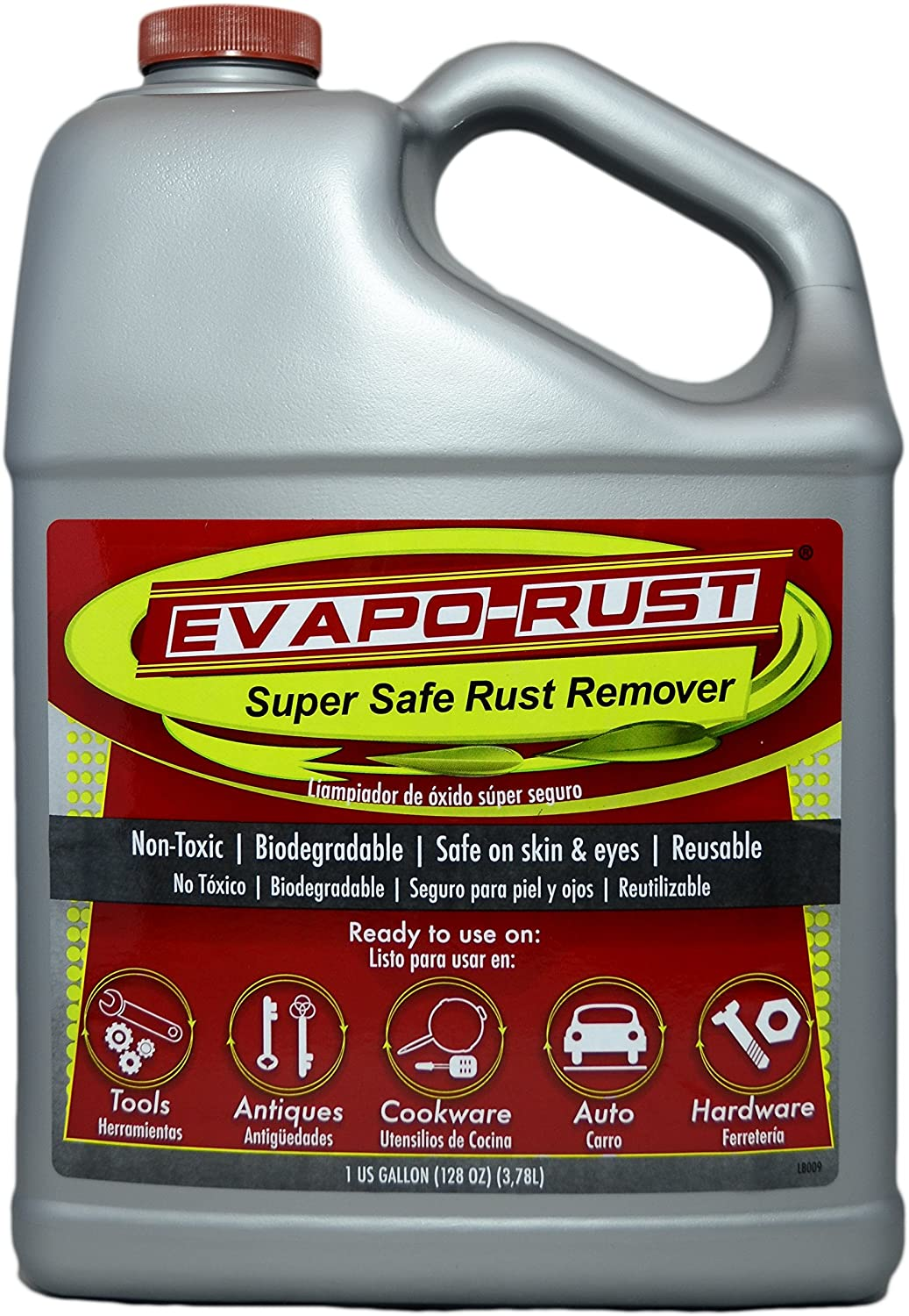 Evapo-Rust The Original Super Safe Rust Remover review