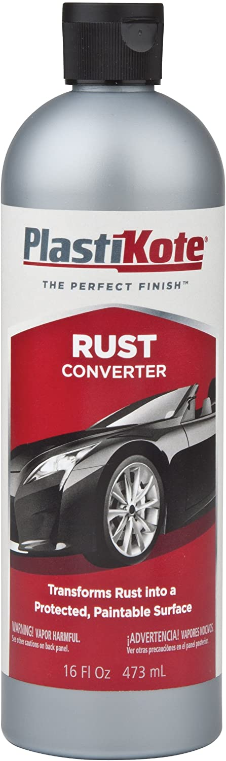 PlastiKote 624 Rust Converter review