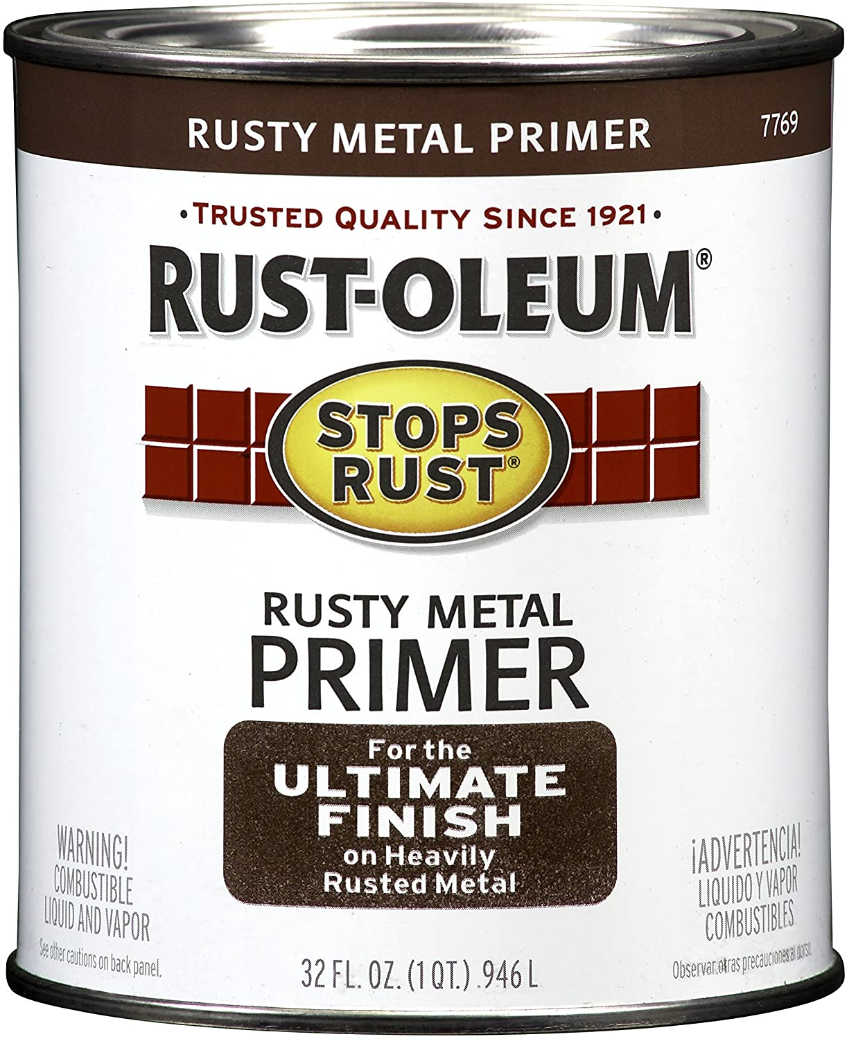 Rust-Oleum 7769502 Protective Enamel Paint Stops Rust review