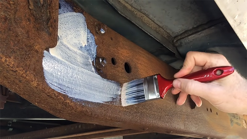 How to Use Rust-Oleum Stops Rust Primer