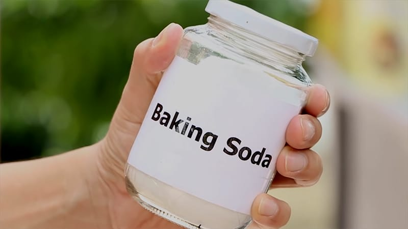 How to Remove Rust Stains Using Baking Soda