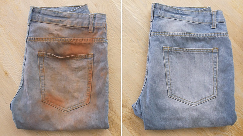 Why Does Vinegar Work So Well - Remove Rust from Clothes