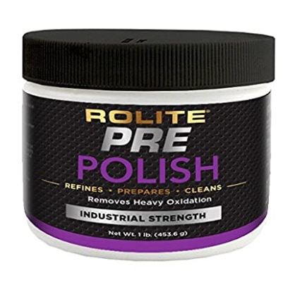 Rolite Pre-Polish Paste - Stain and Oxidation Remover