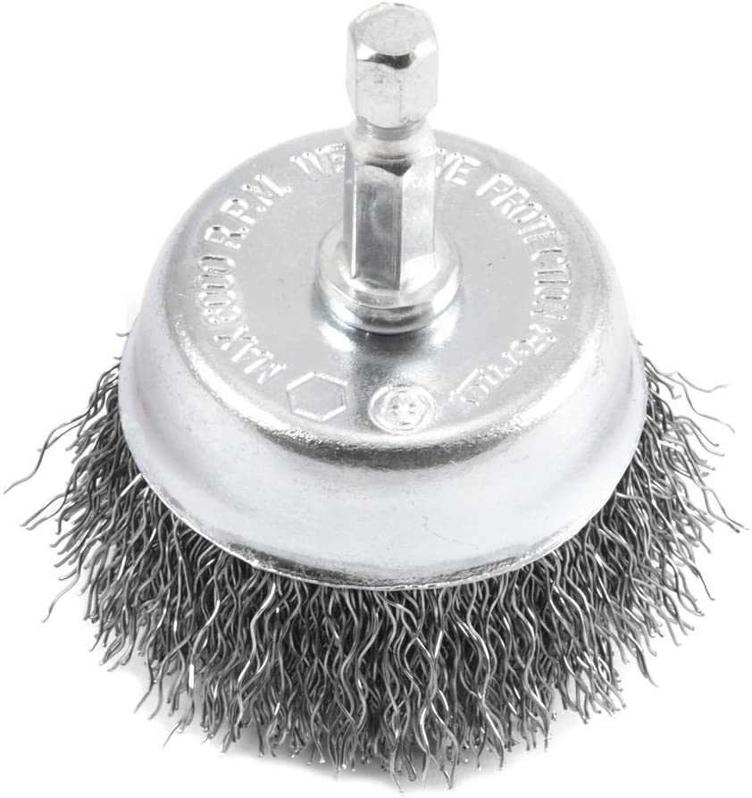 Forney Wire Cup Brush