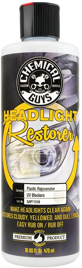 Chemical Guys Headlight Restore and Protect