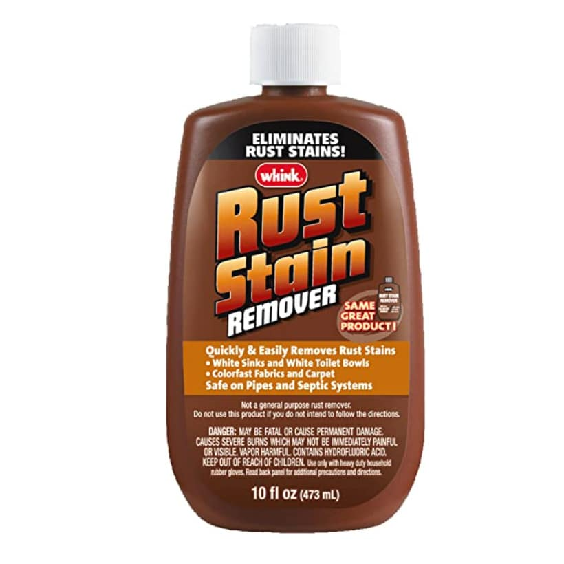 Whink Products 01081 10 Oz Rust Stain Remover